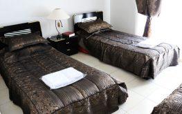 اتاق های هتل گاجره