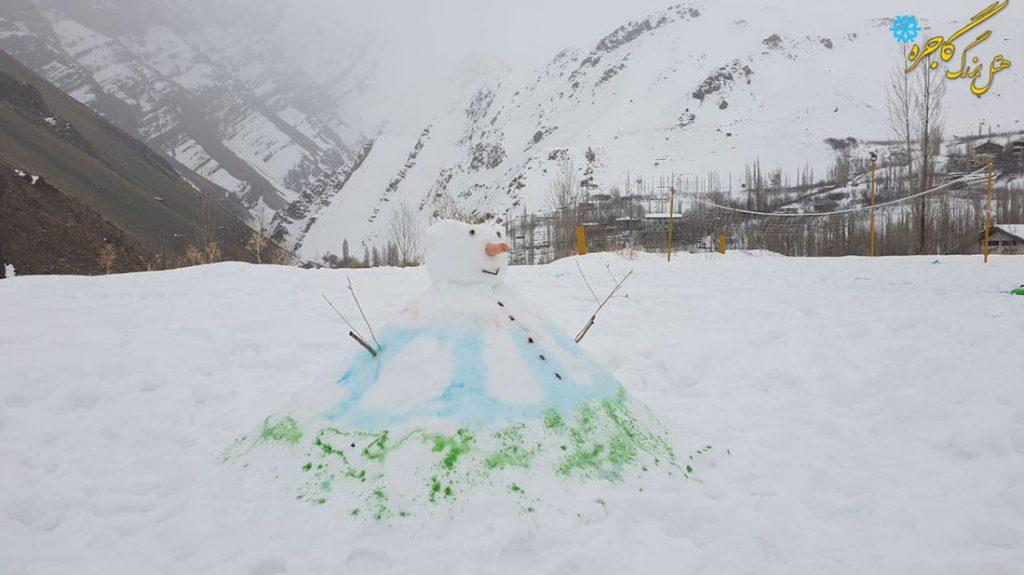 جشنواره زمستانی هتل بزرگ گاجره